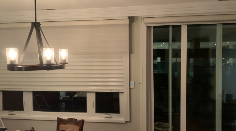 Interior Rolling Shutters