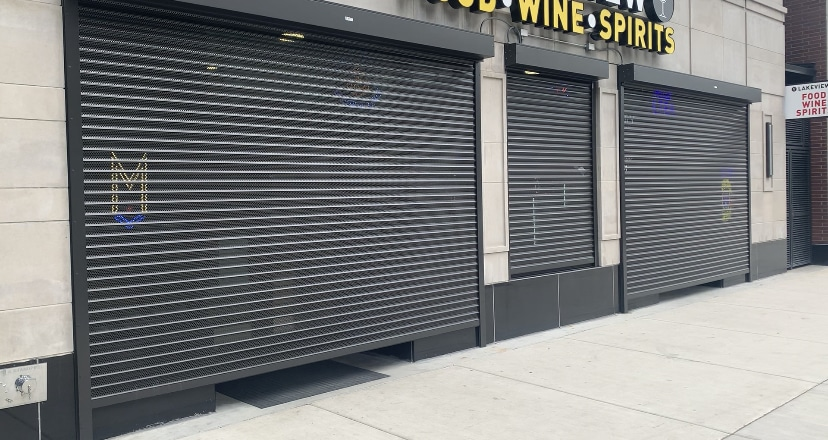 Vision Style Rolling Shutters