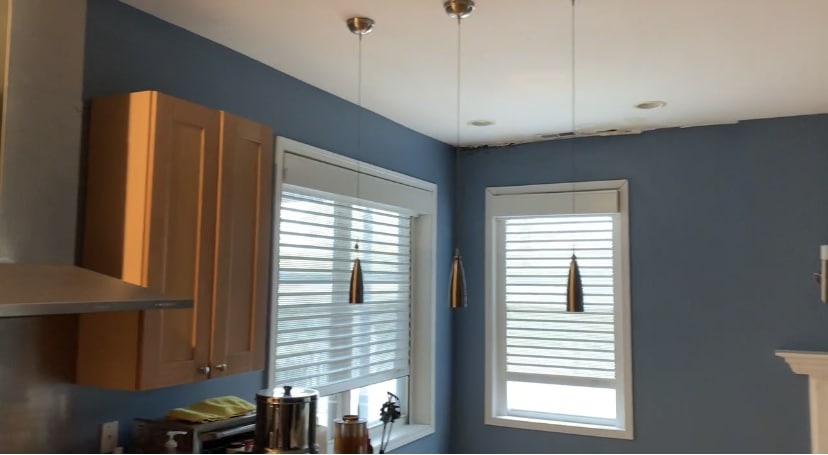 Interior shutters for condo applications