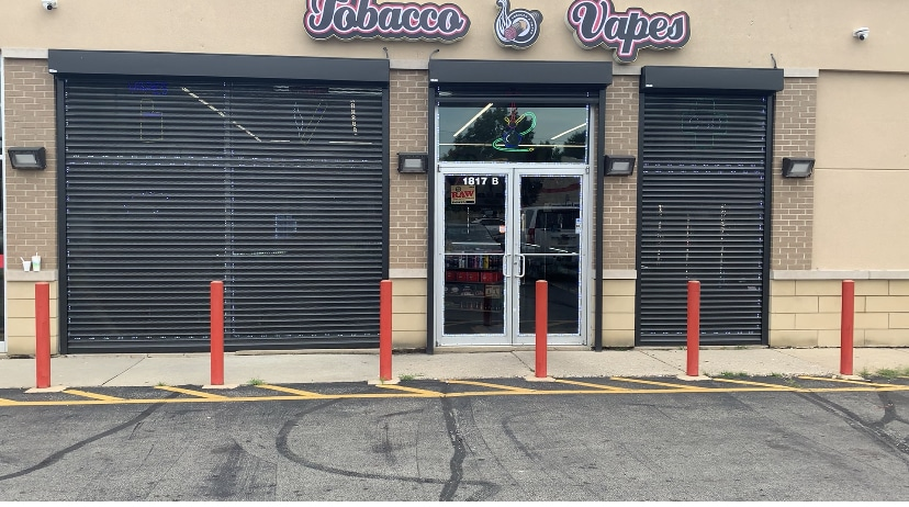 Exterior commercial shutter applications
